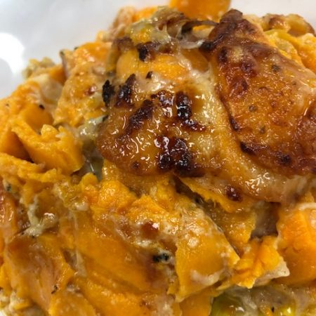Scalloped-Sweet-Potatoes