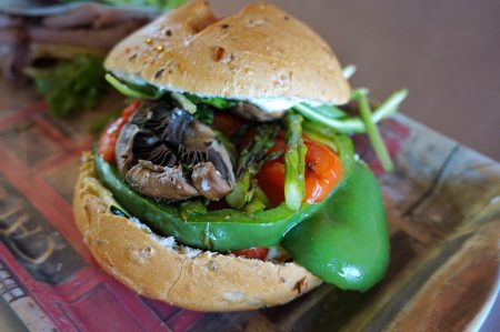 grilled-veggie-goat-cheese